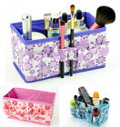 Hot Multifunction Folding Makeup Cosmetic Organizer Storage Box Container Bag #A
