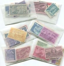 Z2 lot fo 15 - 50 to 70 year old unused usable MNH vintage US postage stamps