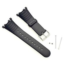Suunto Vector elastomero Watch Strap Kit In Nero-SS004768000