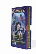 Harry Potter Schoolbooks: Fantastic Beasts and Where to Find Them / Quidditch Th
