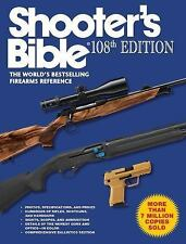 Shooter's Bible 108th Edition~Photos~Specs~Prices~Thousands of Models~NEW 2016