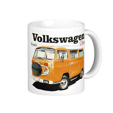 70 's  VW  KOMBI         QUALITY  11oz.  MUG