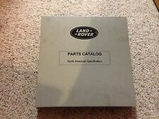 2002-2005 Land Rover Range Rover Parts Catalog Manual 4.4L V8 3.0L Diesel 03 04