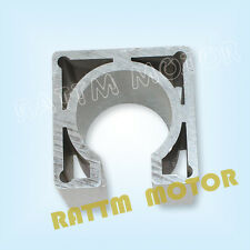 New Nema23 Stepper Motor Mount Clamp Bracket Aluminium Suppoet For CNC Router
