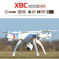 Syma Upgraded Large X8C Gyro RC 6-Axis Quadcopter Drone UFO RTF with 2MP Camera