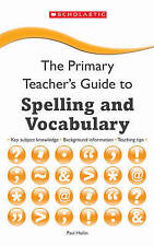 Spelling and Vocabulary by Paul Hollin (Paperback, 2013)