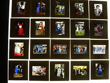 Lot of 20 35mm Colour Slide Royal Family Queen Elizabeth 2 lot3