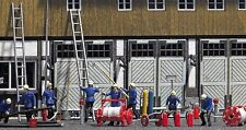 Busch 1076 Feuerwehr Zubehör Set