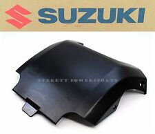 Suzuki Front Frame Protecter Skid Plate Black LTA Kingquad (See Notes) #N128