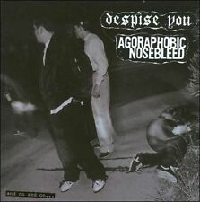And On And On... by Despise You/Agoraphobic Nosebleed (CD, Apr-2011, Relapse...