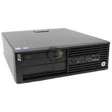 HP Z230 SFF Workstation D1P35AV Intel E3-1245v3 3.40GHz 4GB 500GB HDD +90GB SSD
