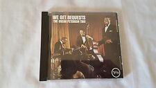 Oscar Peterson We Get Requests CD 1990 German Import - Jazz Trio