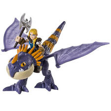 DreamWorks How To Train Your Dragon Action Figure - Astrid and Stormfly