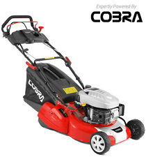 Cobra RM46SPCE Electric Start Self Propelled Rear Roller Petrol Lawn mower