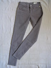 Replay Damen Jeans Röhre Stretch Denim W26/L32 low waist slim fit pipe leg