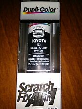 Toyota 1G3 MAGNETIC GRAY Dupli Color All in 1 Scratch Touchup Paint ATY 1632