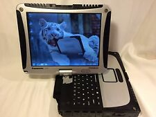 "Panasonic Toughbook CF-19 10.4"" Core 2 Duo 1.20Ghz 2GB 80GB Win 7 CF-19QJREX2M"