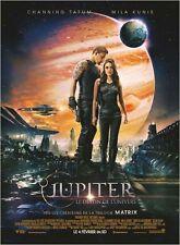 Affiche 120x160cm JUPITER : LE DESTIN DE L'UNIVERS 2014 Wachowski  - Kunis TBE
