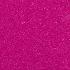 """Sparkle Glitter Vinyl Upholstery Fabric - Sold By The Yard - 54""""- Hot Pink"""