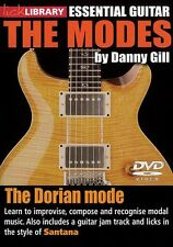 The Dorian Mode Carlos Santana Essential Guitar: The Modes Series Lick 000393187