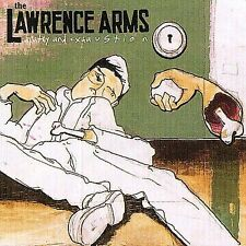 Apathy and Exhaustion by The Lawrence Arms (Vinyl, Feb-2002, Fat Wreck Chords)