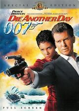 James Bond 007 ~ Die Another Day ~ Special Edition 2-disc DVD dts Full Screen