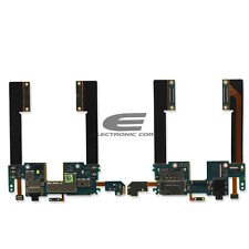 Headphone Jack SIM Card Slot Holder Power On Off Flex Cable For HTC Droid DNA