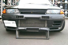 Pop Front Bumper Intercooler Surround Duct For Nissan Skyline R32 GTR GT-R FRP