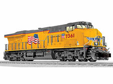 LIONEL #81154 UNION PACIFIC LEGACY O SCALE ES44AC DIESEL ENGINE LOCOMOTIVE TRAIN