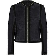 New Rag & Bone Hans Fringed Suede Jacket RRP £630