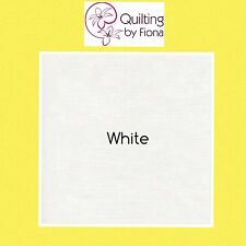 "40 x 10"" White PreCut Layer Cake Fabric Squares, 10 inch, 10"" X 10"" Cotton"