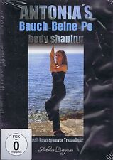 DVD - Antonias Bauch-Beine-Po Body Shaping - Durch Powergym zur Traumfigur