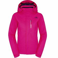 The North Face Jeppeson Ladies Snowboard Ski Jacket Coat Womens Large Pink
