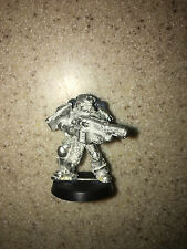 Warhammer 40000 40k Space Marine Sternguard x1 OOP metal great condition A