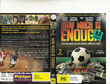 How Much Is Enough-2014-Rod Hay-4 Part Series[208 Minutes]-Soccer-DVD