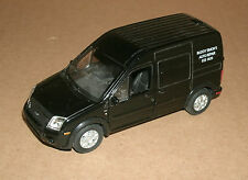 1/40 Scale Ford Transit Connect Panel Van Diecast Model Vehicle - Welly 43631