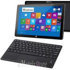 "10 ""Bluetooth Wireless tastiera Inc touchpad mouse per Tablet Android Windows 10"