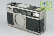 Nikon 35Ti 35mm Point & Shoot Film Camera #9858D1