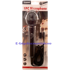 1PC Dynamic Microphone Mic w/Extra Adapter Singing Karaoke Systems & Computers