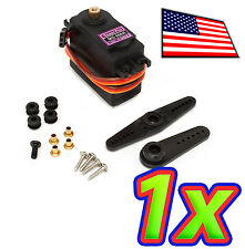 [1x] MG996R Compatible Metal Geared High Torque Servo for RC Car, Quad, Drone