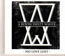 (GC390) A Room Swept White, No Love Lost - 2014 CD