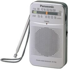 Panasonic RF-P50 Am Fm Pocket Radio
