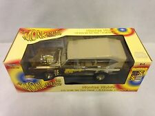 """Ertl """"George Barris"""" LIMITED EDITION GOLD Monkees Mobile 1:18 Diecast Collector"""