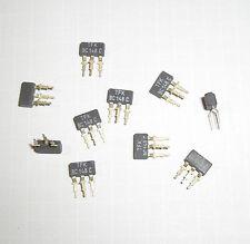 20x BC148C Telefunken goldpin Planar-epitaxial Transistor NOS NF Verstärker