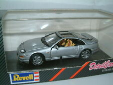 REVELL DETAIL CARS 1/43 NISSAN 300 ZX COUPE IN SILVER MIB