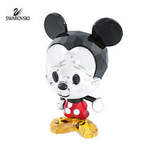 Swarovski Crystal Disney Figurine CUTIE MICKEY MOUSE #5004735 New