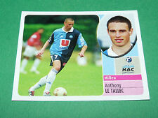 ANTHONY LE TALLEC LE HAVRE AC HAC PANINI FOOT 2003 FOOTBALL 2002-2003
