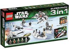 LEGO® Star Wars™ 66449 Super Pack 3 in 1 (75000 + 75003 + 75014) NEU OVP