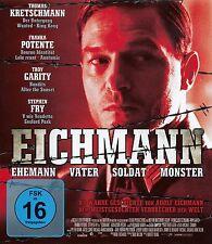 EICHMANN - EHEMANN, VATER, SOLDAT, MONSTER / BLU-RAY DISC - NEU
