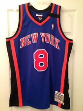 NWT Mitchell & Ness Latrell Sprewell Jersey 44 Large New York Knicks